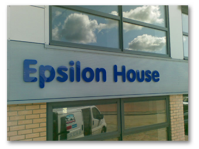 epsilon house